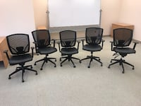 Mesh Back Chairs, Excellent Condition, Cheap Price! Toronto