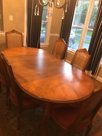 Drexel solid Pecan- 3 pc Dining Room Set Ashburn, 20147