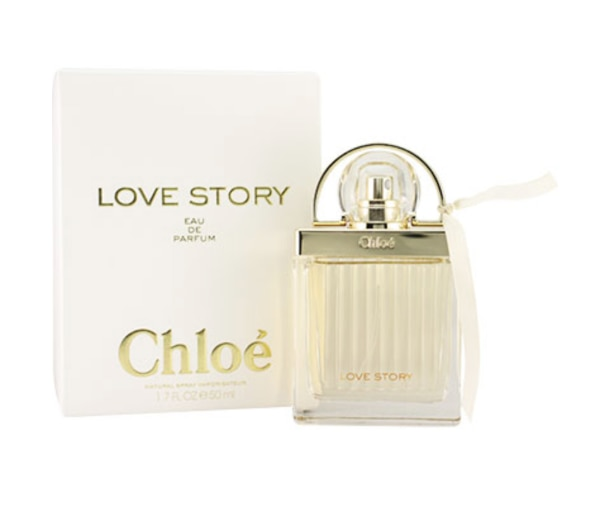 Used Love Story By Chloe Perfume Bottle With Box For Sale In