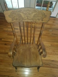 Rocking Chair - maybe antique Springfield, 65804