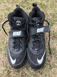 Size 11 cleats  Anchorage, 99577