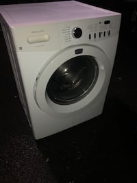 White samsung front-load clothes washer Columbus, 43206
