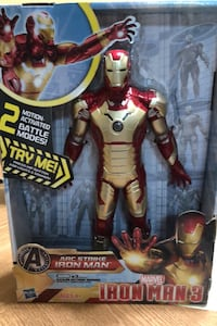 Figurine - Ironman 3 Clifton, 07013