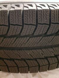 Snow tires for sale....Michelin x-ice 225/65R17 Cambridge, N3C 4G1