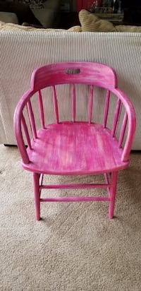 Vintage Painted Chair  Harford County