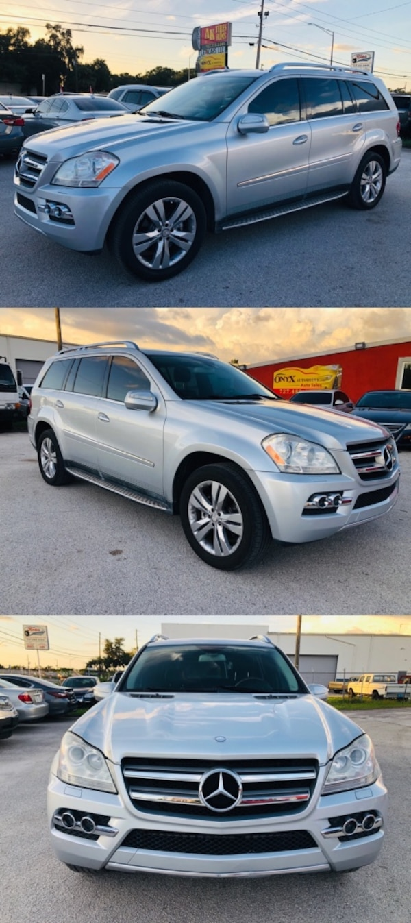 2010 Mercedes Gl450 4matic Perfect Condition 98k Miles Trades Welcome Open 7 Days