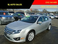 Ford-Fusion-2010 Detroit