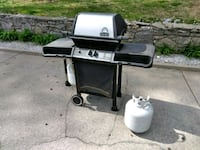 black and gray gas grill Nashville, 37220