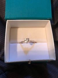 silver-colored ring with box Taylor Mill, 41015