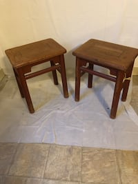 Ming stool ( pair ) Colorado Springs, 80917