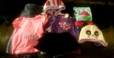Girl Clothes - Size 3T