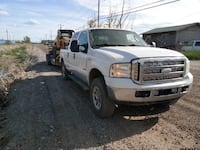 2006 Ford F-350 6.0L 4x4 sale with trailer or w/o trailer Calgary