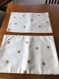 Kate Spade Placemats Qty: 4 Alexandria, 22304