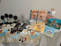 Mickey Mouse Lot $30 London