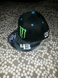 black Ford, Monster Energy, and DC embroider fitted cap Edmonton, T5T 5B6