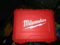 red Milwaukee tool case Mission, 78572