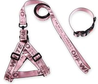 Designer collars,leashes and harnesses