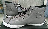 Converse Distress Leather Women Size 11.5 Men 9.5 Columbus, 43213