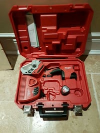 New Milwaukee 12v plastic pipe cutter Vaughan, L6A 3X8