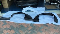 BMW E92 M3 Circuit wide body kit (10 pcs)  Alexandria, 22303