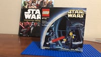 lego starwars final duel 7200 NISB box condition perfect Citrus Heights, 95621