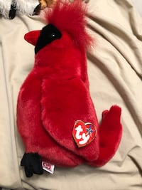 2000 The Cardinal Ty toy