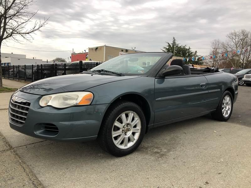 Chrysler-Sebring-2006 0