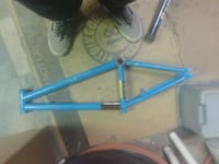 BMX seat and frame  Vaughan, L4K
