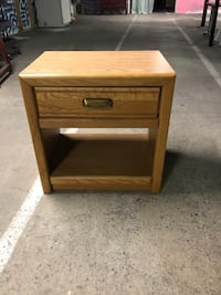 Night stand/side table  Hingham, 02043