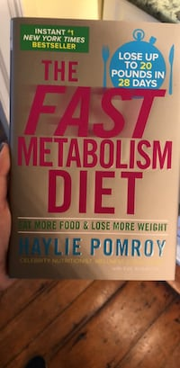 The Fast Metabolism Diet book 432 mi