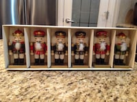 New! 6 Nutcrackers Edmonton, T6X