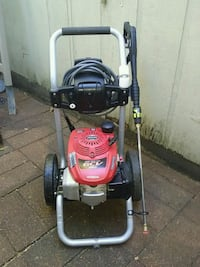 black and red Honda pressure washer St. Louis, 63123