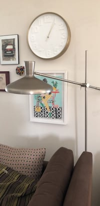 white and gray table lamp Los Angeles, 90293