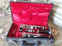 B flat Clarinet WASHINGTON