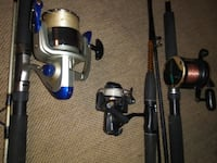 Fishing combo Livermore