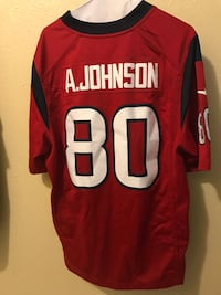 Andre Johnson NFL Jersey size L Friendswood, 77546