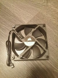 Brand new corsair case fan Coquitlam, V3K 6W6