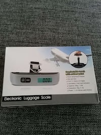 Ny electronic lugg age scale Lier, 3400