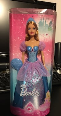 Barbie princess doll  Toronto, M1B 1G5