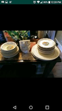 Dish set( colonial set)