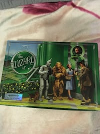 Limited addition Wizard of Oz  %100 Silver Spring, 20902