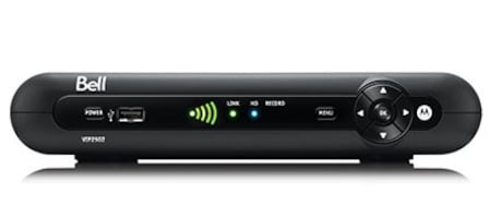 1 New Wireless Bell Fibe Receivers