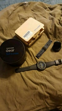 S3 Samsung frontier smart watch Newport News