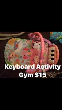Piano Activity Gym Cleveland, 37323