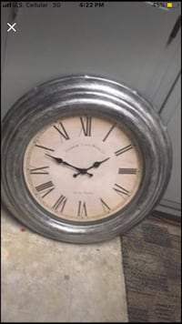 Old England clock