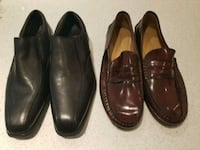 Mens leather dress shoes Rockport size 12&13 Mississauga, L5L 5J9
