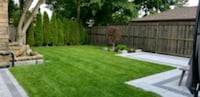 grass installation and removal Toronto