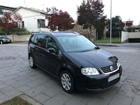 Volkswagen - touran 2.0 Tdi Highline 7 plazas 6513 km