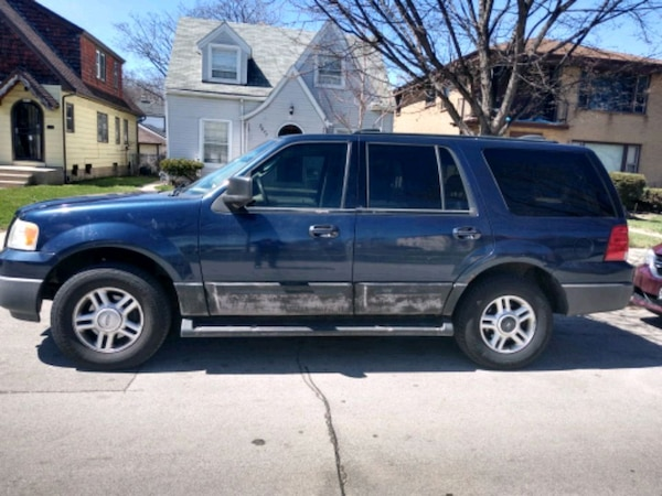 Ford - Expedition - 2003