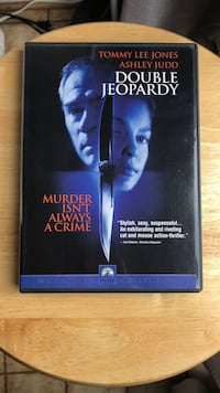 Double Jeopardy DVD Movie Laurel